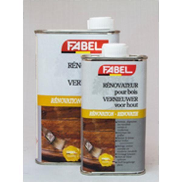 Het verwijdert oppervlakkige krassen en geeft een mooi antiek patineereffect aan het hout.