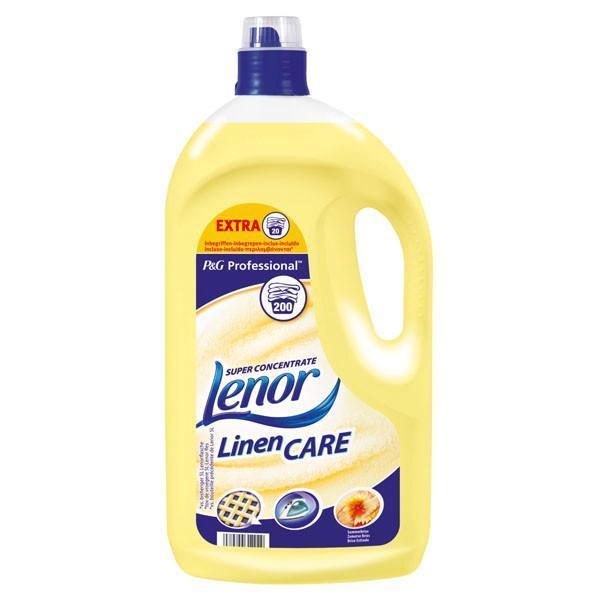 lenor zomerbries heeft een exclusieve langdurige geur. Ergonomische fles die een nauwkeurige dosering toelaat dankzij de anti-drup schenktuit.