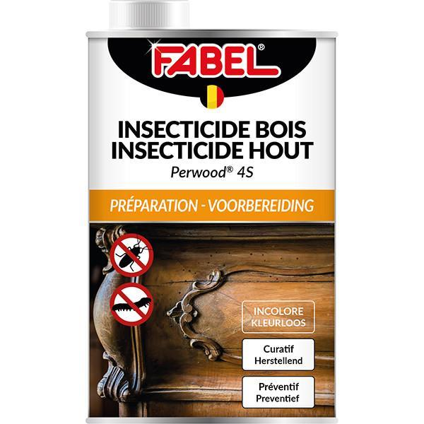 Fabel insecticide hout perwood