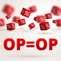 OP =OP