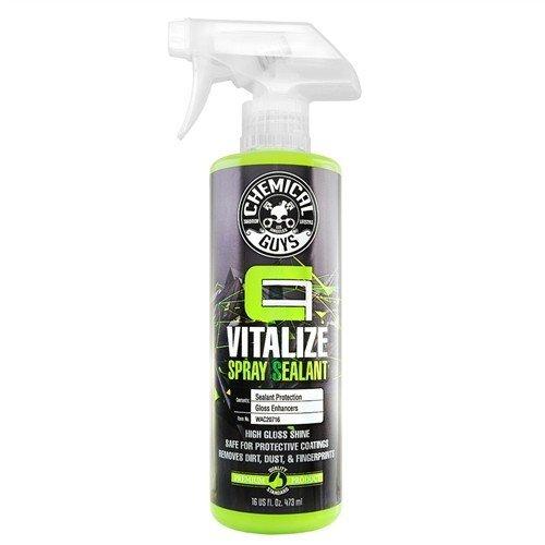 Spray Sealant en Quick detailer in één. Deze spray sealant is geoptimaliseerd om te gebruiken in combinatie met Glasscoatings.