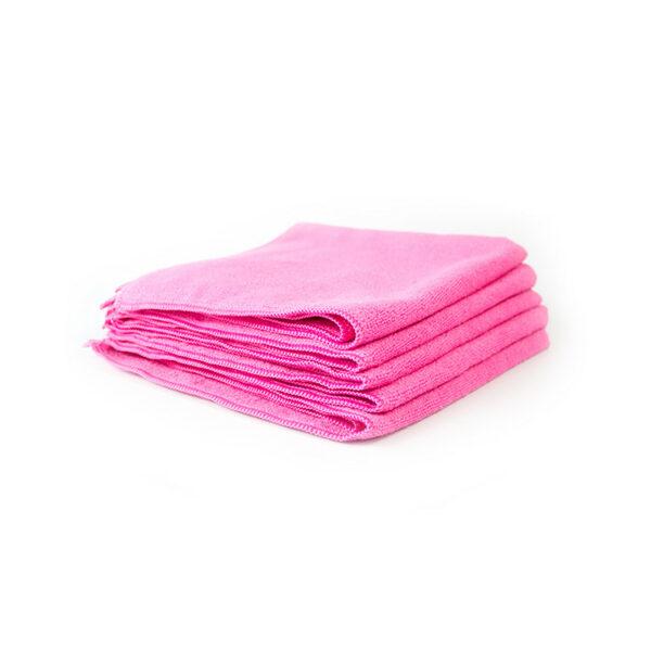 Net zoals bij deworkhorse microfiber applicators, zijn dedoekenallemaal hetzelfde, enkel verschillend van kleur.