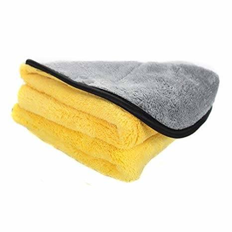 Effectieve reinigingsgereedschap onder natteof droge omstandigheden, pluisvrij en krasvrij