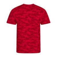 Camo T-shirt rug