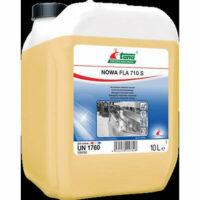 NOWA FLA 710 S is een krachtige en veelzijdige ontvetter, die hardnekkige vervuiling zoals olie, smeervet, vet, hars en roet verwijdert.