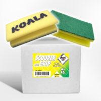 koala schuurspons