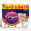 Cosynel Toiletpapier 3lg Wit 7x(10+2 gratis)