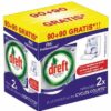 Dreft Platinum 90+90gratis Promobox