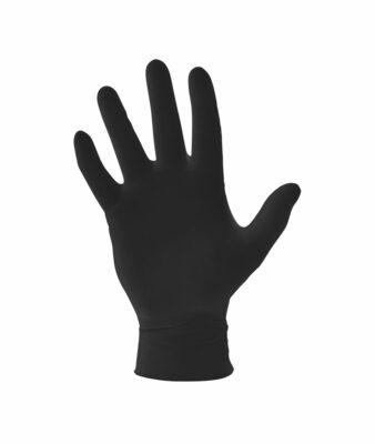 Nitrile Handschoen Zwart