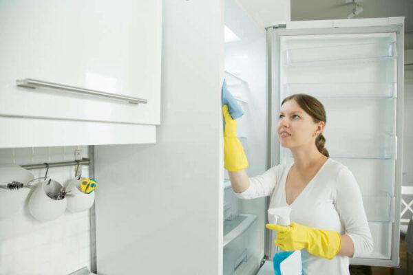 De koelkast schoonmaken is makkelijker dan je denkt