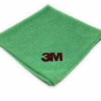 3M Essential Microfiber Cloth Groen