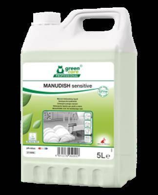 Green Care Manudish Sensitiv 5L